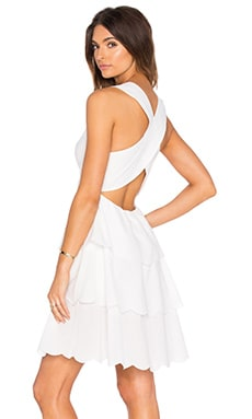 San Onofre Dress in Coconut