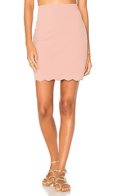 Montauk Skirt in Pink