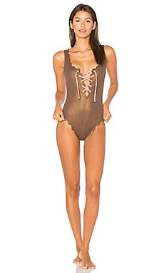 Palm Springs Tie One Piece