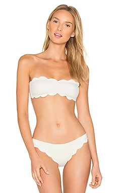Santa Monica Top in Coconut