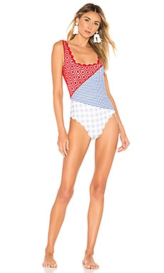 Wainscott One Piece Marysia Swim $133