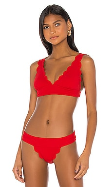 TOP TRIANGULAR SANTA CLARA Marysia Swim $165