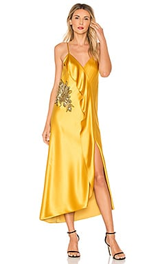 Платье миди natalia - Mestiza New York