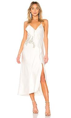 Купить Платье миди natalia - Mestiza New York, Миди, США, Ivory