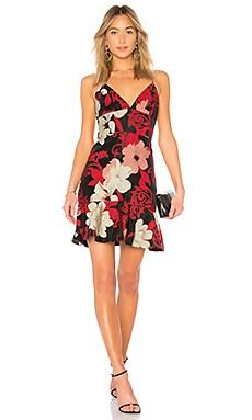 Купить Мини платье deia spaghetti - Mestiza New York красного цвета
