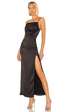 Satin Gown MATERIEL $648