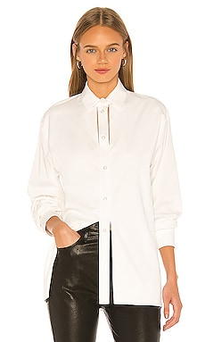 Button Down with Slits MATERIEL $284