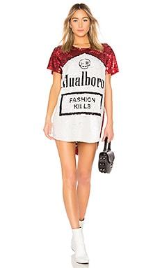 Платье mualboro - MuaMuaDolls