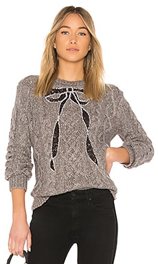 Sweater With Sparkle Beading