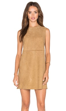 Muubaa Emden Shift Dress in Arizona Sand