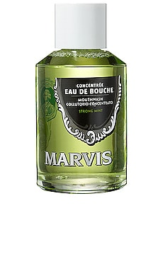 Mouthwash Strong Mint Marvis $23