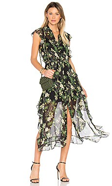 Ruth Print Dress