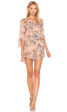 Emmeline Print Dress