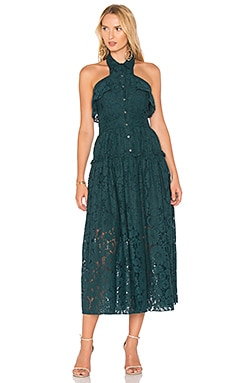 Elias Bloom Lace Dress