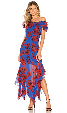 Sofia Print Dress Marissa Webb $447