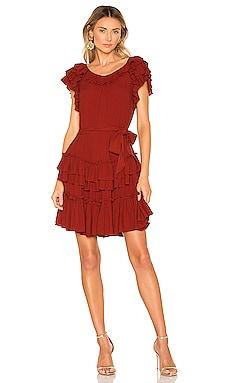Elio Crepe Mini Dress Marissa Webb $108