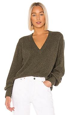 Tawny V-Neck Pullover Marissa Webb $108