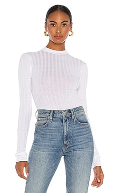 Esme Mockneck Ribbed Sweater Marissa Webb $225