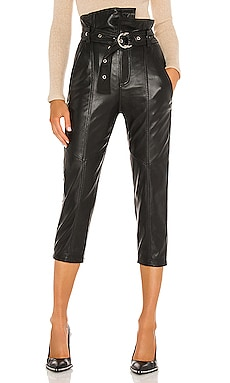 Anniston Leather Pant Marissa Webb $725 NEW