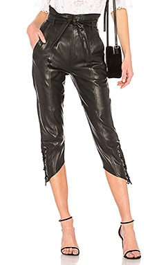 Aubrie Leather Pant