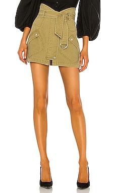 Brooke Heavy Canvas Mini Skirt Marissa Webb $345 Collections