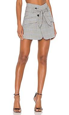 Katrina Plaid Skirt Marissa Webb $279