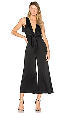 Connie Jumpsuit in Black