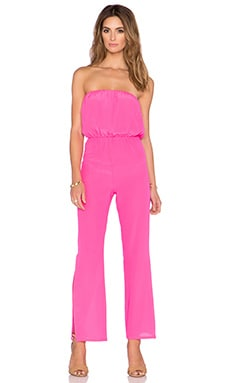 Myne Gem Jumpsuit in Electric