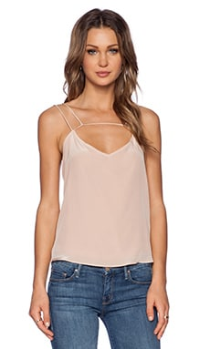 Myne Scarlett Tank in Blush