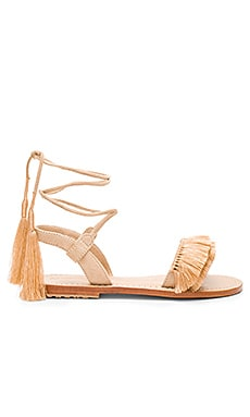 Sandal in Nude