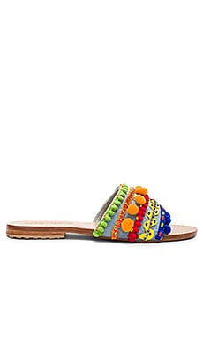 Sandal in Multi