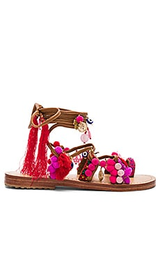 Sandal in Pink