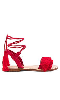 Sandal in Red