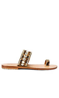 Leopard Sandal Mystique $93 (FINAL SALE)