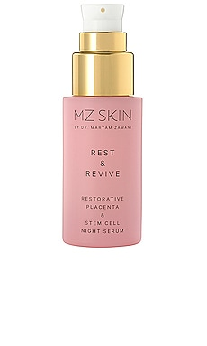 Rest & Revive Restorative Placenta & Stem Cell Night Serum MZ Skin $320
