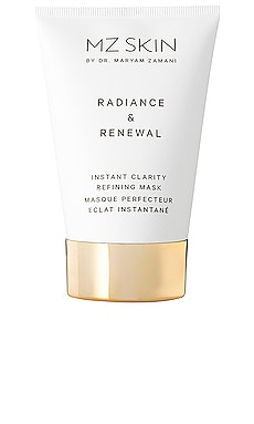 Radiance & Renewal Instant Clarity Refining Mask MZ Skin $190