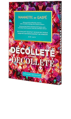 Vitality Revealed DECOLLETE NANNETTE de GASPE $100