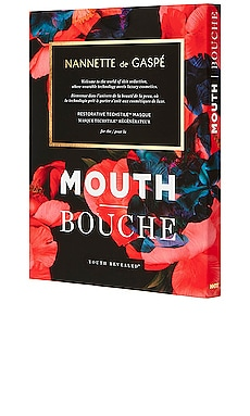 Youth Revealed Restorative Techstile Mouth Masque NANNETTE de GASPE $75