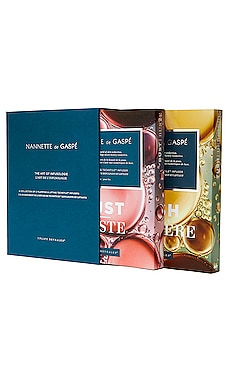 Uplift Revealed Library of Skin Seduction Plumping & Lifting Techstile Infuser Coffret NANNETTE de GASPE $315