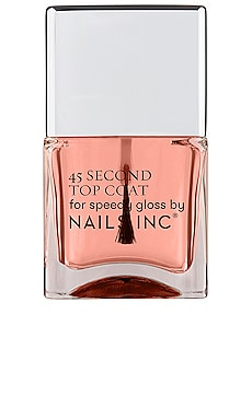 45 Second Top Coat with Retinol NAILS.INC $15