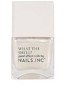 WHAT THE SHELL 매니큐어 NAILS.INC $11 베스트 셀러