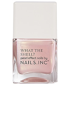 What the Shell? Pearl Effect Nail Polish NAILS.INC $11