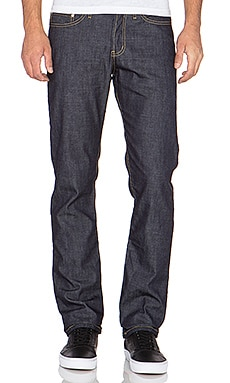 Naked & Famous Denim Weird Guy Featherweight Selvedge in Indigo