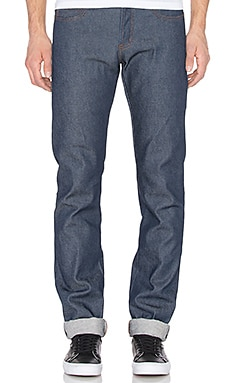 Skinny Guy Natural Indigo Selvedge 12.5oz
