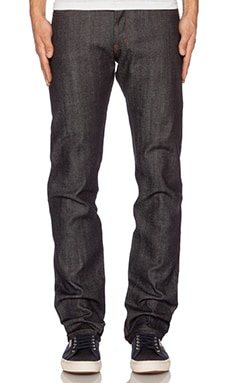 Weird guy stretch selvedge - Naked & Famous Denim
