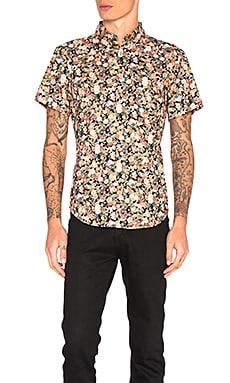 Обычная рубашка на пуговицах - Naked & Famous Denim 120851430