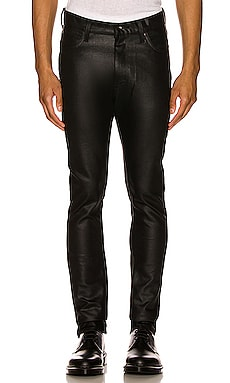 Stacked Guy 12oz Black Waxed Stretch Naked & Famous Denim $166