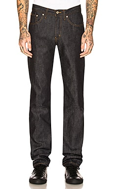Weird Guy 10 Year Anniversary Selvedge Naked & Famous Denim $168