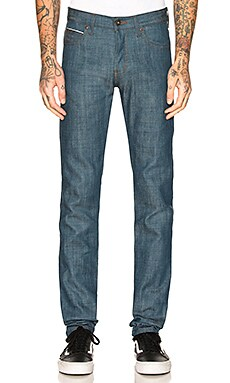 Super Skinny Guy 9oz Antique Selvedge Denim Naked & Famous Denim $148