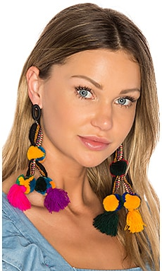 Killa Earring in Multi